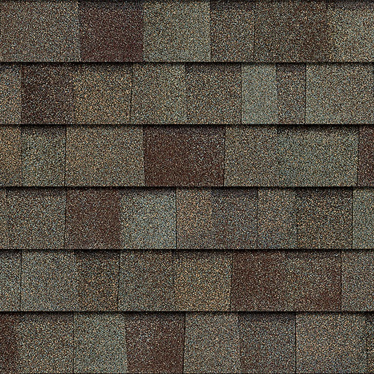 Owens Corning Roofing Shingles - Driftwood