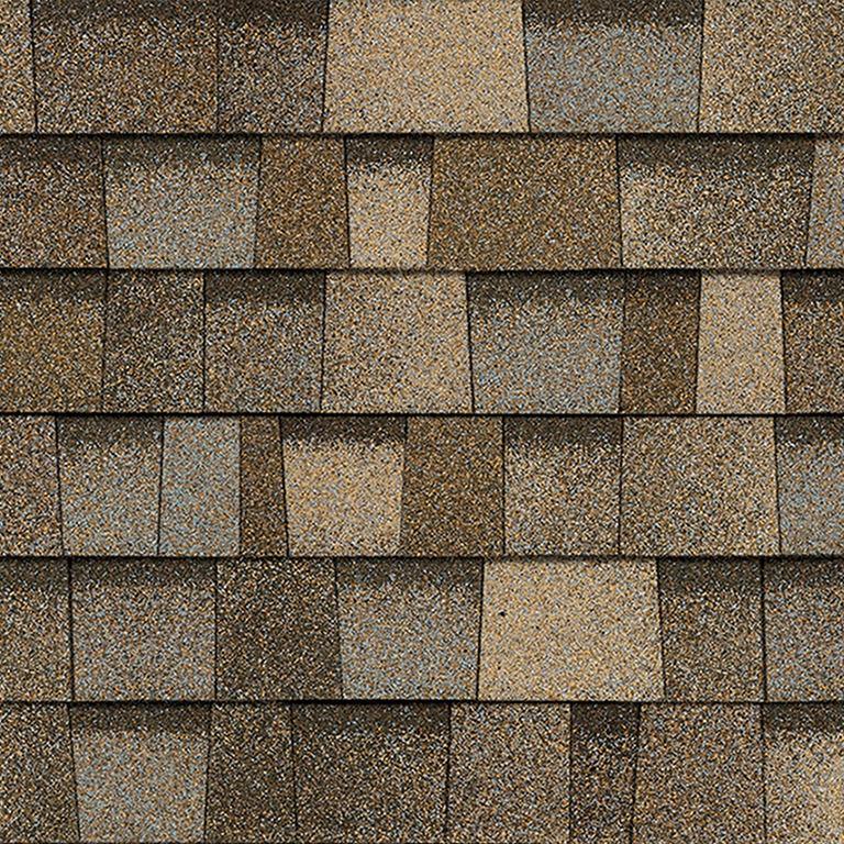 Owens Corning Roofing Shingles - Sand Dune